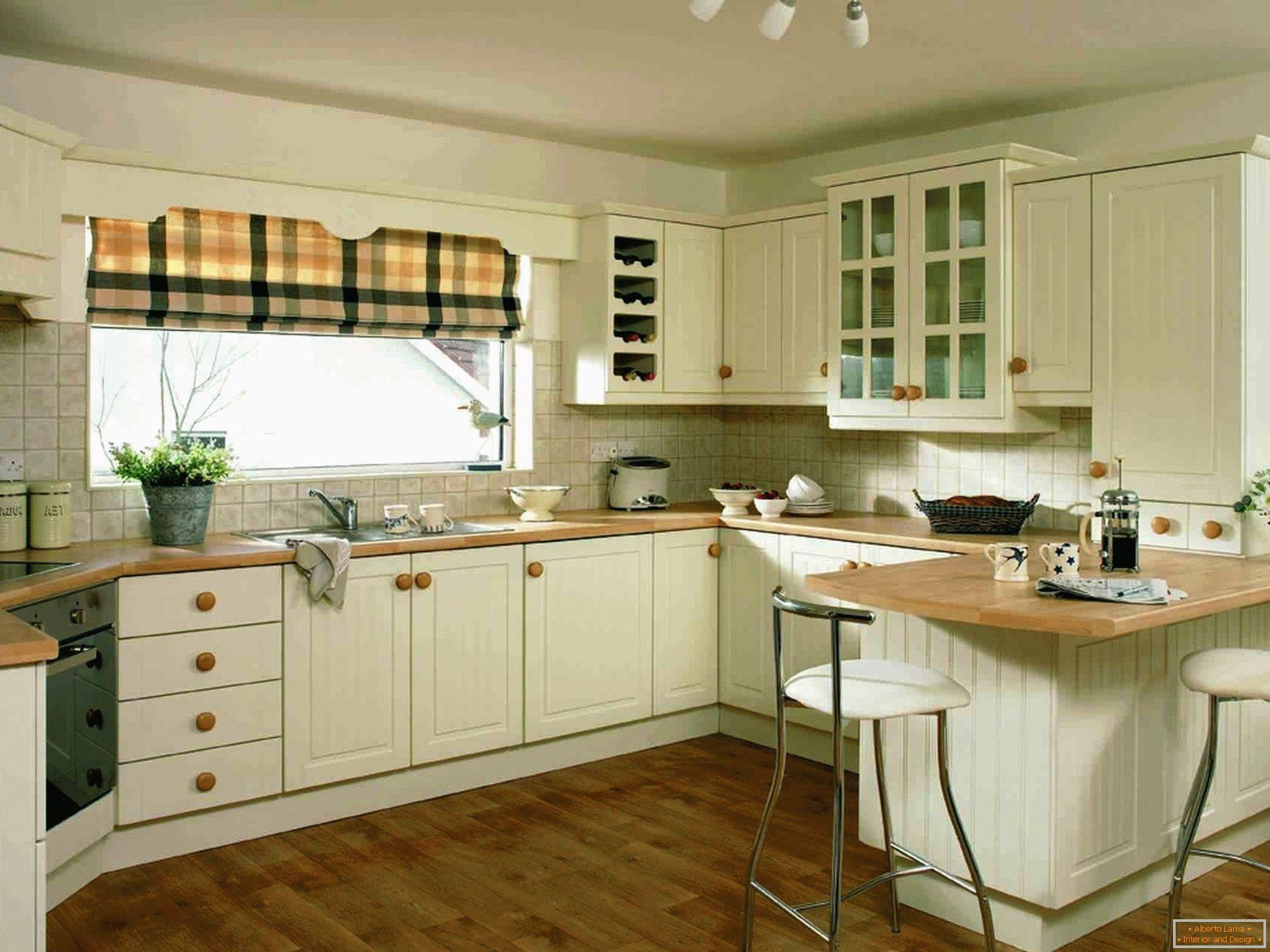 дизайн кухні з вікном 60 фото прикладів